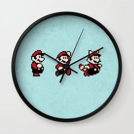 Super Mario Bros 3 Wall Clock