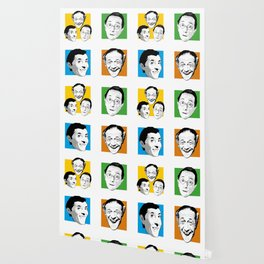 Carry On - Kenneth Williams, Sid James, Charles Hawtrey Wallpaper