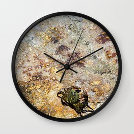 Mr. Crab Wall Clock