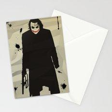 The Dark Knight: Joker Stationery Cards