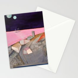 Nisja: the night train 11 Stationery Cards