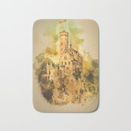 Liechenstein Castle Bath Mat