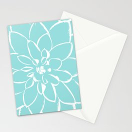 Dahlia Limpet Shell Stationery Cards