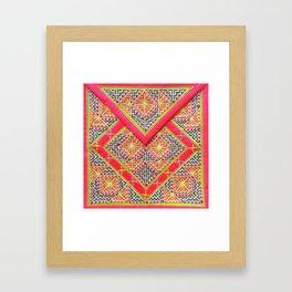 Lovely bag Framed Art Print