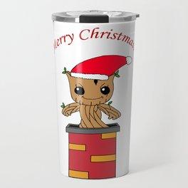 Christmas Baby Tree Travel Mug