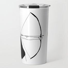 Shooting for the moon Travel Mug