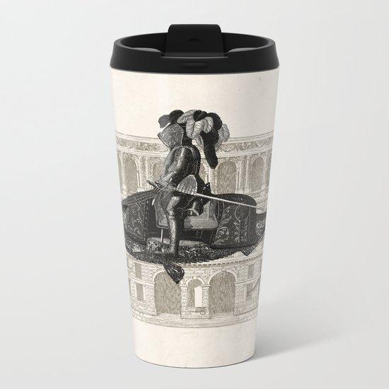 Impromptu n°1 Metal Travel Mug