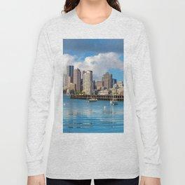 Boston 02 - USA Long Sleeve T-shirt