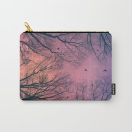 When the Dawn Is Still Dark Carry-All Pouch
