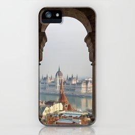Budapest Life. iPhone Case