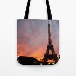 Mesmerized in Paris Tote Bag