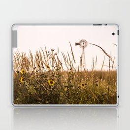 Sunflower Dreams & Windmill Memories... Laptop & iPad Skin