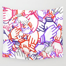 Fuck This Wall Tapestry