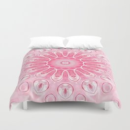 """""""The Suitor's Plea"""" Kaleidoscope 6 by Angelique G. @FromtheBreathofDaydreams Duvet Cover"""