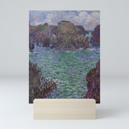 Port-Goulphar, Belle-Île Mini Art Print