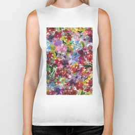 Hummingbird Haven Biker Tank