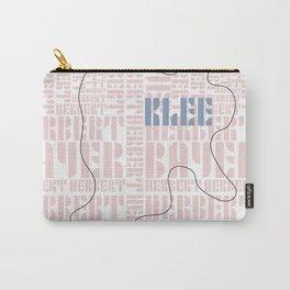 Paul Klee Bauhaus Type Art Carry-All Pouch