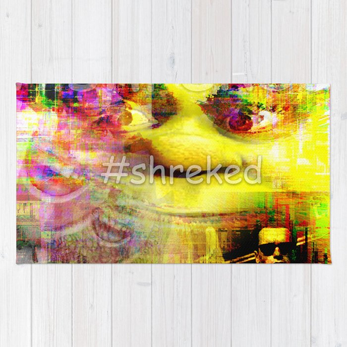 #shreked Rug