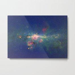 Center of the Milky Way 2 Metal Print