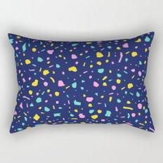 Terrazzo Pattern II Rectangular Pillow