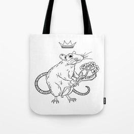 Rat King Tote Bag