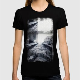 Snowfallen Ashes: Within These Years of Questionable Defeat T-shirt