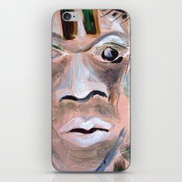 Eye of the Beholder iPhone Skin