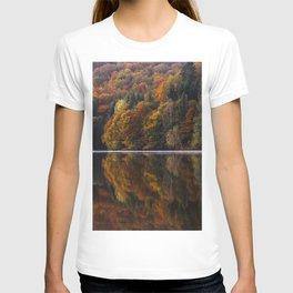 Autumn Lake T-shirt