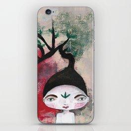 Love-Bhoomie iPhone Skin