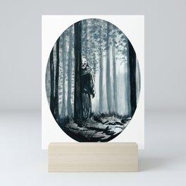 Coulrophobia Mini Art Print