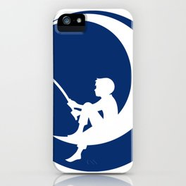 Fishing Stars iPhone Case