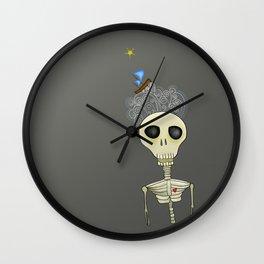 Sailing death Wall Clock
