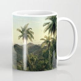 Frederic Edwin Church Cotopaxi Coffee Mug