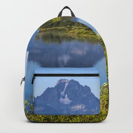 Pictures USA Grand Teton National Park, Wyoming Nature Mountains Lake Parks mountain park Backpack