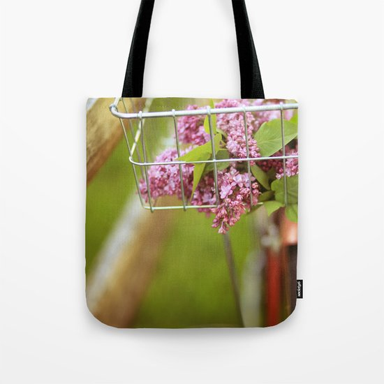 This Is A Love Story Tote Bag