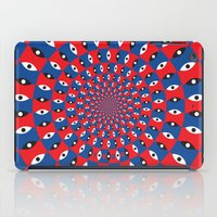 1984 iPad Cases featuring 1984 by Kawal Oberoi