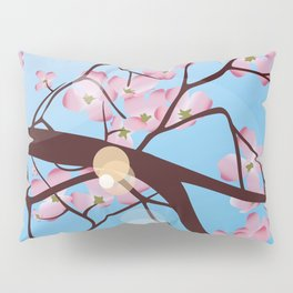 Happy Blooms Pillow Sham