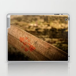 In particular wood Laptop & iPad Skin