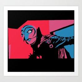 Phantom of The Paradise Art Print