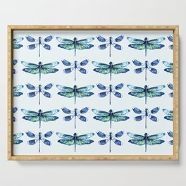 Dragonfly Wings Serving Tray