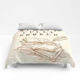 Always Fully Booked Comforters