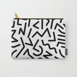 Zentangle Zen Zen Carry-All Pouch