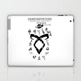 ShadownhuntersRune with Runes Laptop & iPad Skin