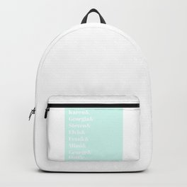 MFM Fam Backpack