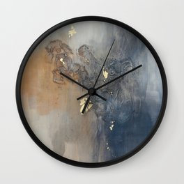 High Tide Wall Clock