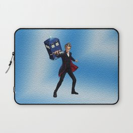 Dr Who & Tardis Laptop Sleeve