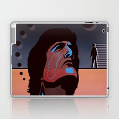 Abstract Rendez Vous Night Laptop & iPad Skin