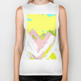 Soft Color Mountain Biker Tank