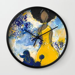 RHOyal Angel Wall Clock
