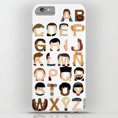 Star Trek Alphabet iPhone 6 Plus Slim Case